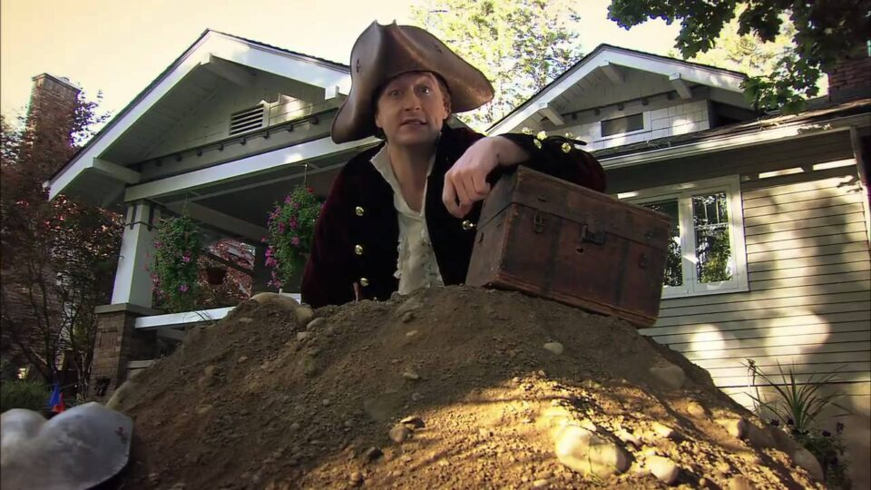 811 Pirate Video for kids